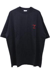 VETEMENTS HOROSCOPE Tシャツ(ARIES) [18SS]