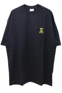 VETEMENTS HOROSCOPE Tシャツ(GEMINI) [18SS]