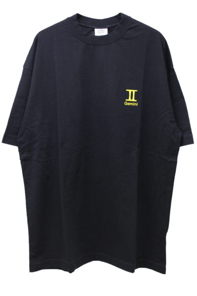 VETEMENTS HOROSCOPE Tシャツ(GEMINI) [18SS]