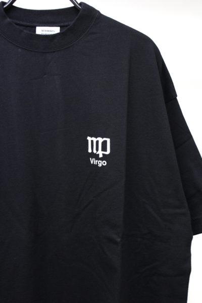 VETEMENTS HOROSCOPE Tシャツ(VIRGO) [18SS]