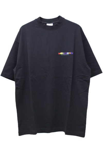 VETEMENTS METAL Tシャツ [18SS]