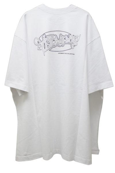 VETEMENTS OPEN SIDES Tシャツ [18SS]