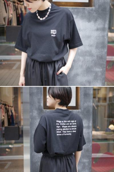 VETEMENTS 【20%OFF】HOROSCOPE Tシャツ(VIRGO) [18SS]