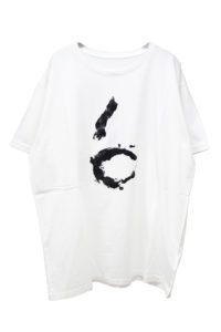 MM6 MAISON MARGIELA 【30%OFF】6ペイントTシャツ