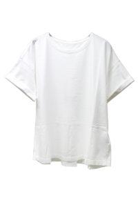MM6 MAISON MARGIELA バックタック半袖Tシャツ【18SS】