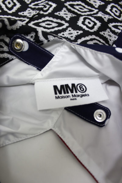 MM6 MAISON MARGIELA 【50%OFF】パッチワークトートバッグ【18SS】
