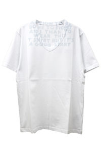 MAISON MARGIELA AIDSーTシャツ[18SS]