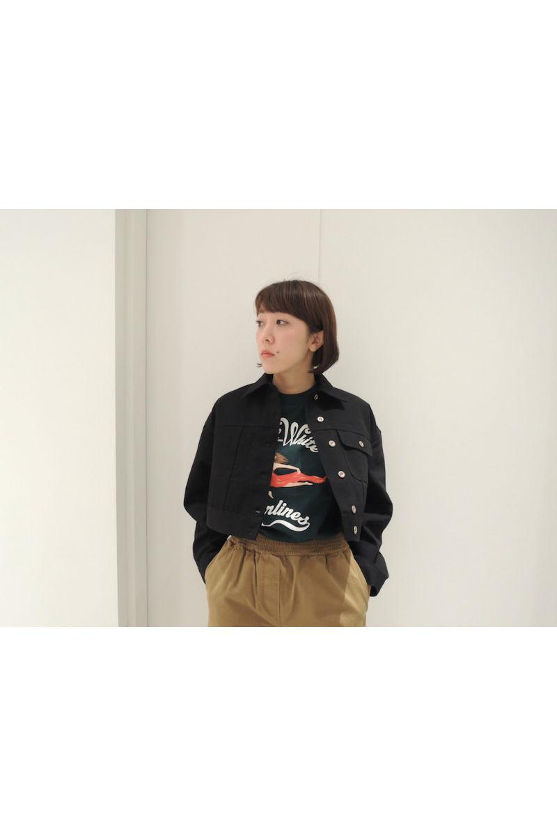 Acne Studios 【70%OFF】コットンショート丈カバーオール