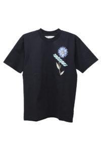 OFF-WHITE フラワーテープTシャツ [18SS]