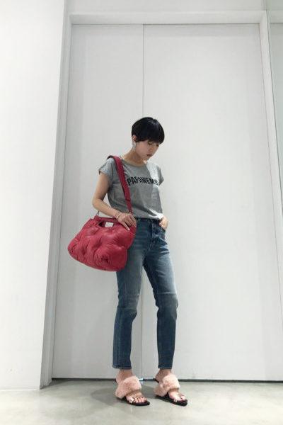 MAISON Olga 【TIME SALE - 70%OFF】PAPAWEMBA Tシャツ