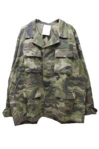 STAND ALONE バックギャザーアーミージャケット【18SS】