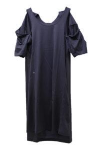 BLESS レイヤード半袖カットソーワンピース