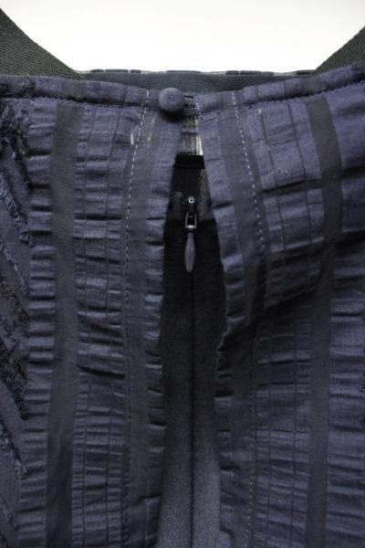 Chika Kisada 【40%OFF】ギザジャガードノースリーブワンピース