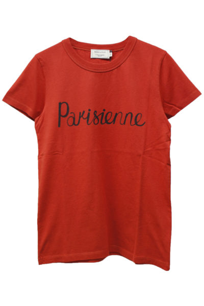 MAISON KITSUNÉ Parisiene Tシャツ【18SS】