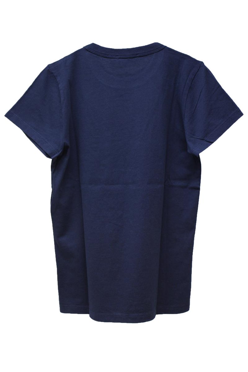 MAISON KITSUNÉ Parisiene Tシャツ