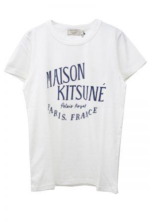 MAISON KITSUNÉ MAISON KITSUNEロゴTシャツ