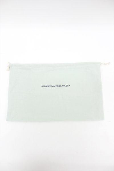 OFF-WHITE DIAG SLGフラップウォレット【18SS】