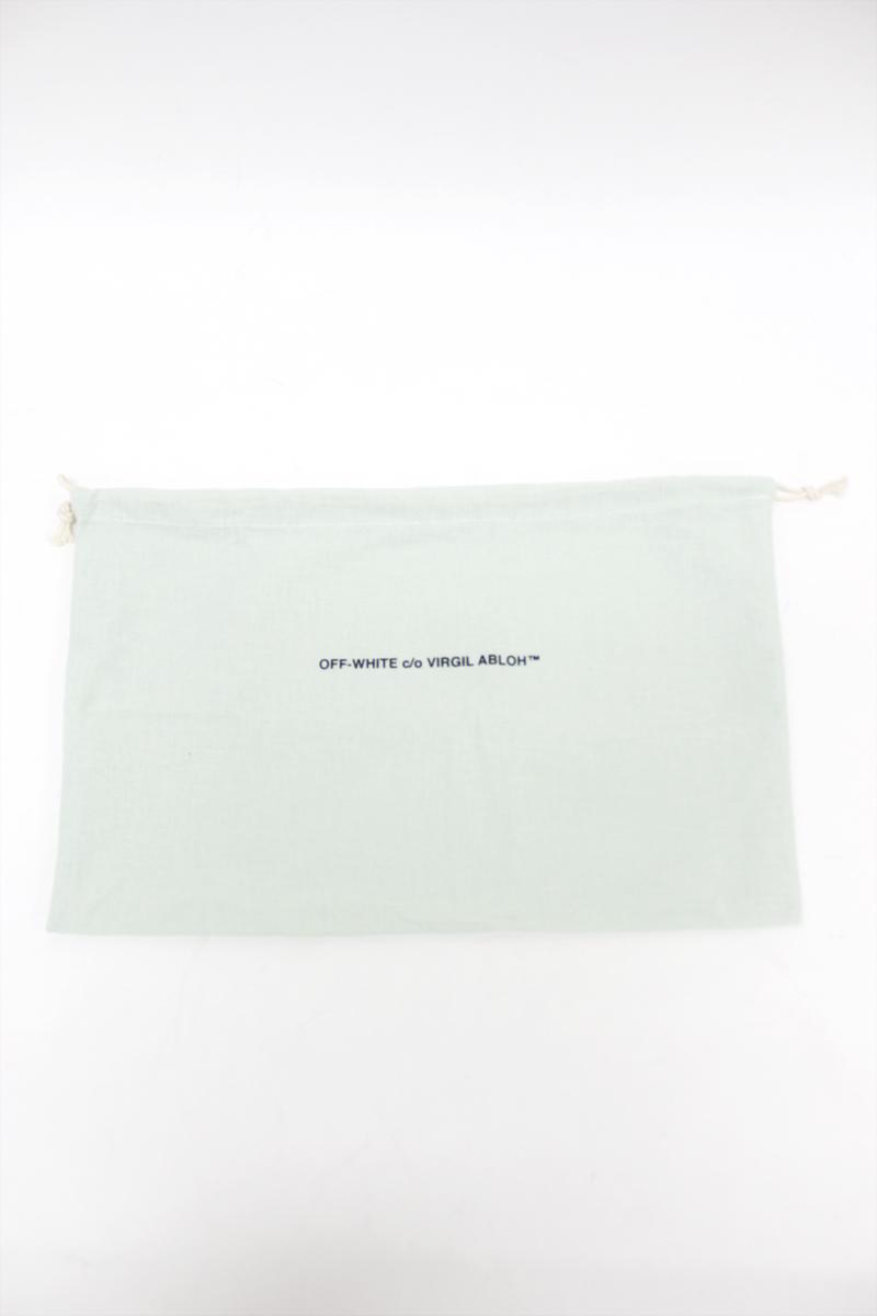 OFF-WHITE SCULPTUREフラップウォレット【18SS】