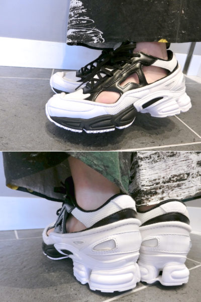 adidas by RAF SIMONS RS REPLICANT OZWEEGO スニーカー [18SS]