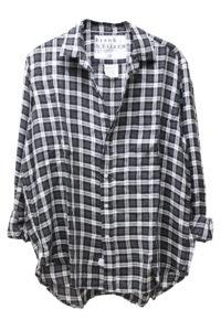 FRANK & EILEEN レーヨンチェックシャツ【18SS】