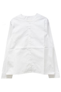 IN-GRID 【PRE SALE - 20%OFF】シンプル長袖シャツ【18SS】