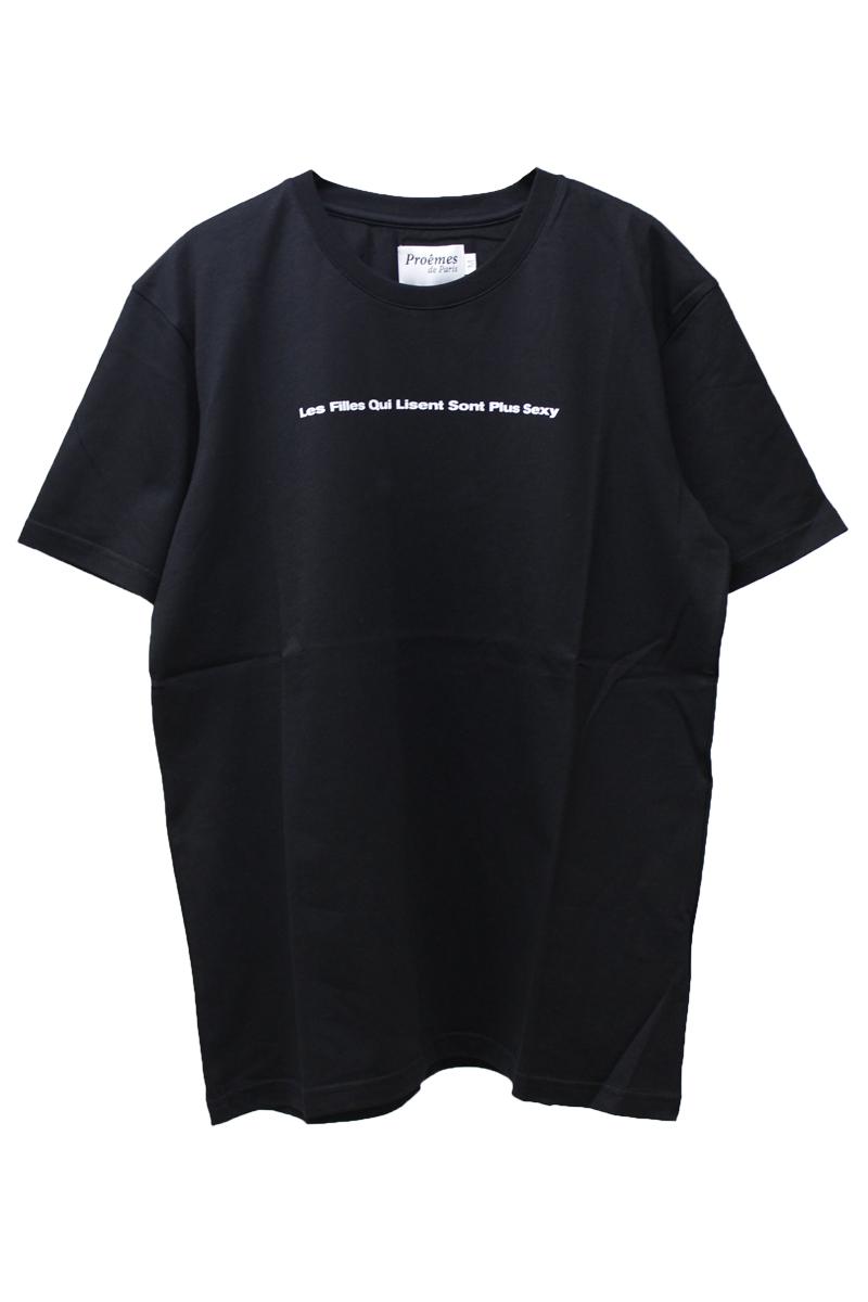 Proemes de Paris 【50%OFF】Plus SexyプリントTシャツ