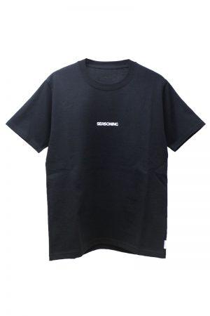 SEASONING フロントロゴTシャツ