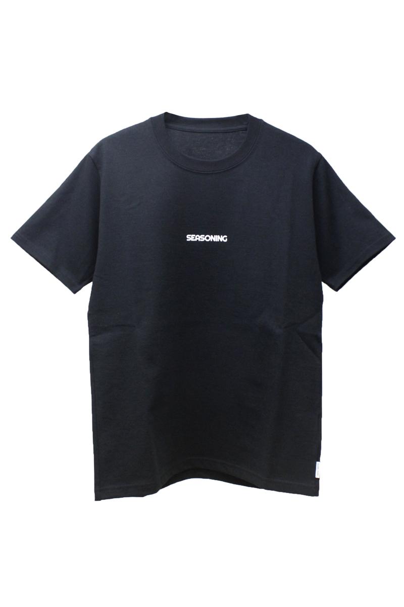 SEASONING 【50%OFF】フロントロゴTシャツ