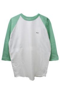 SEASONING スパイスカラーラグラン7分袖Tシャツ [18SS]