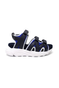 White Mountaineering 【PRE SALE - 30%OFF】ネオプレンベルクロ厚底サンダル【18SS】