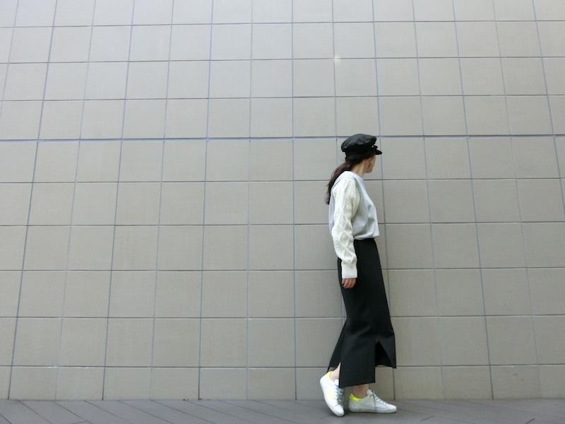 Lim〜リム〜!とENFOLD死角なしスカート。