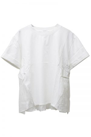 REKISAMI 【40%OFF】バック切替フリルTシャツ【18AW】