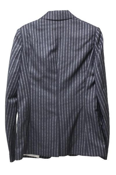 GOLDEN GOOSE DELUXE BRAND ラメロゴラインテーラードジャケット【18AW】
