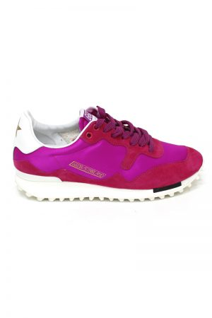 GOLDEN GOOSE DELUXE BRAND スタッドソールスニーカー(STARLAND)(PURPLE)
