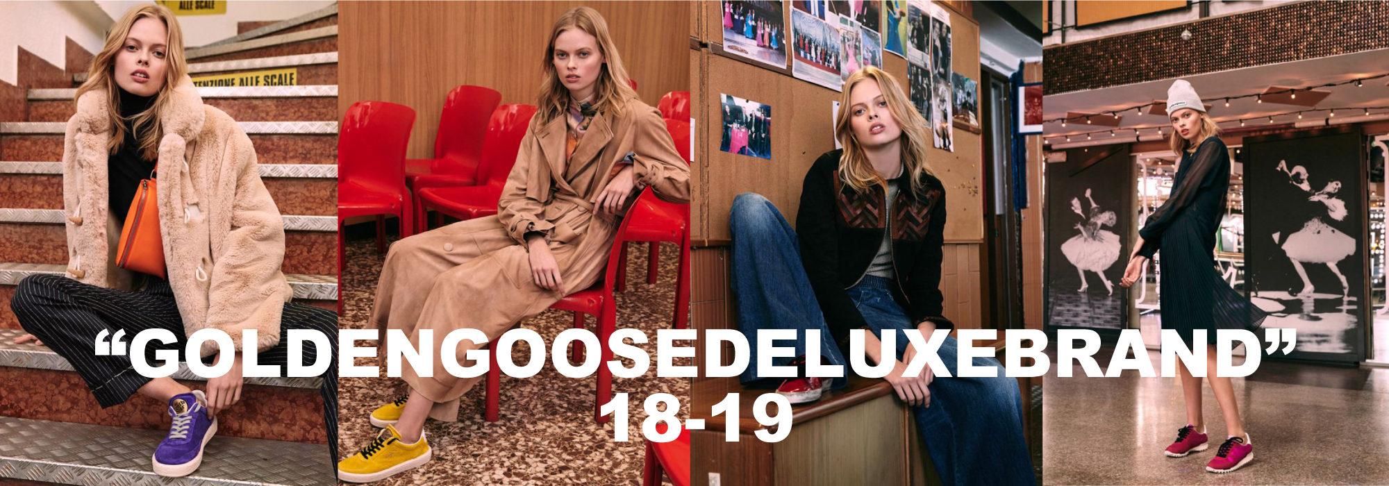GOLDEN GOOSE DELUXE BRAND/ゴールデン グース デラックス ブランド