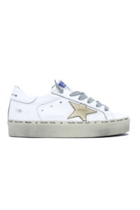 GOLDEN GOOSE DELUXE BRAND ローカット厚底スニーカー(HI STAR)【18AW】