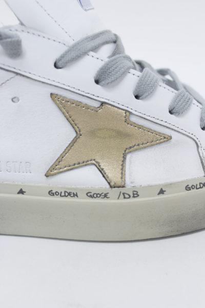 GOLDEN GOOSE DELUXE BRAND ローカット厚底スニーカー(HI STAR)【18AW】