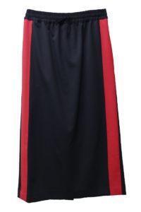 HACHE サイドラインタイトスカート【18AW】