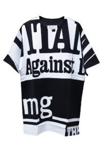 MAISON MARGIELA Against mg Tシャツ [18AW]