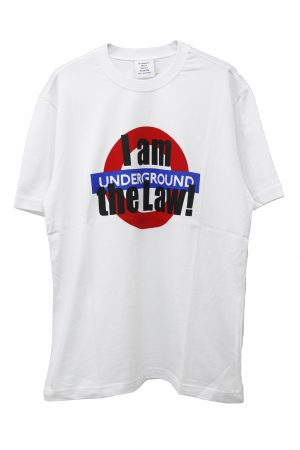 VETEMENTS TOURIST TシャツLONDON【18AW】