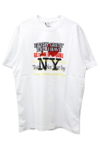 VETEMENTS TOURIST TシャツNY【18AW】