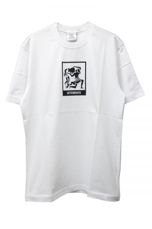 VETEMENTS 【30%OFF】HOROSCOPE Tシャツ AQUARIUS【18AW】
