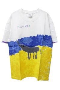 VETEMENTS ELEPHANT ELINOR Tシャツ【18AW】