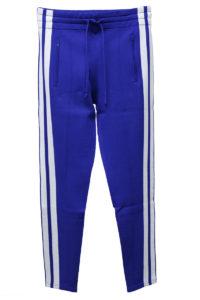 ISABEL MARANT ETOILE サイドライン裾ジップイージーパンツ【18AW】