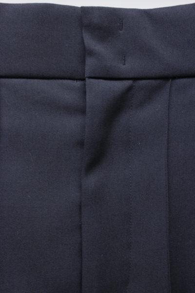 ISABEL MARANT ウールフロントシームタイトスカート【18AW】