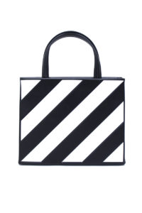 OFF-WHITE DIAG BOX SMALL バッグ【18AW】