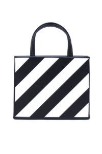 OFF-WHITE ストライプミニバッグ【18AW】
