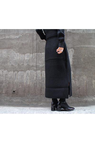 PIERRE HARDY 【40%OFF】シープスウェード×パテントショートブーツ【18AW】