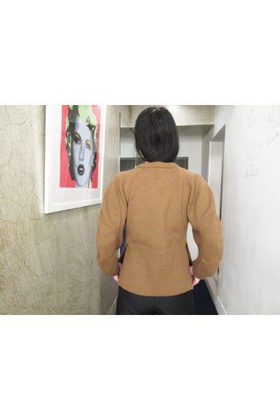 CHLOÉ カシミヤサイドスリットニット【18AW】
