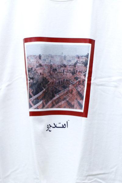 MAISON EUREKA RED CITY Tシャツ [18AW]